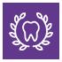 dental beauty dedication mobile icon